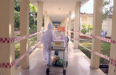 Sơ đồ lây nhiễm của 54 ca bệnh liên quan 4 công ty ở Quảng Nam