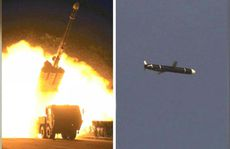 Ông Vương Nghị đang ở Hàn Quốc, Triều Tiên vẫn bắn 2 tên lửa đạn đạo