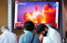 Khi Triều Tiên - Hàn Quốc 'so găng' tên lửa