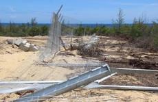 Phá 'nhầm' 5,26 ha rừng phòng hộ làm nhà máy điện: Chủ đầu tư lại đổ lỗi cho dân!