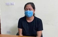 Người phụ nữ có 'hơi men' tấn công công an tại chốt kiểm soát dịch Covid-19