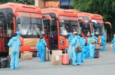 Đưa hơn 300 phụ nữ mang thai và trẻ em về lại quê nhà tránh dịch