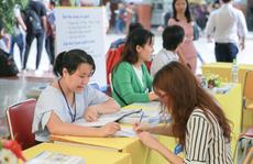 Trường ĐH đầu tiên ở TP HCM công bố điểm chuẩn