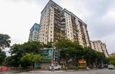 Phát hiện nhiều người sống cùng tầng chung cư tại ổ dịch phức tạp mắc Covid-19