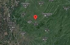 Động đất gần siêu đô thị của Trung Quốc, có thể 'thiệt hại đáng kể'