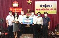 Đà Nẵng: Ủng hộ 800 triệu đồng cho Quỹ Vắc-xin phòng chống dịch bệnh