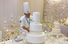 Đầu bếp Vũ Xuân Trường chia sẻ câu chuyện theo đuổi đam mê với nghề làm bánh