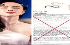 VTV gọi tên sao Việt trong phóng sự 'Nghệ sĩ và văn hóa ứng xử'