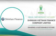 Shinhan Finance được vinh danh Doanh nghiệp Trách nhiệm Châu Á 2021