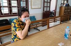 Người phụ nữ đơn thân cùng nhân tình vượt rào giãn cách để giao ma túy