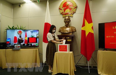 Gần 1,6 tỉ đồng từ Nhật Bản ủng hộ trong nước chống dịch Covid-19