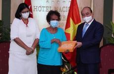 Chủ tịch nước: Việt Nam sẵn sàng đóng góp vào sự phát triển của Cuba