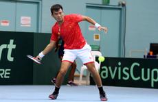 Quần vợt Việt Nam đoạt vé đấu Play - off Davis Cup nhóm II thế giới 2022