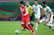 Hàn Quốc hòa thất vọng trận ra quân vòng loại World Cup 2022