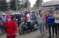 Công ty TNHH PouYuen Việt Nam: Trả 50% lương tối thiểu vùng cho công nhân ngừng việc