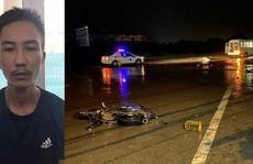 21 giờ truy tìm lái xe gây tai nạn chết người rồi bỏ trốn trong đêm