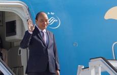 Chủ tịch nước Nguyễn Xuân Phúc lên đường đi New York, Mỹ
