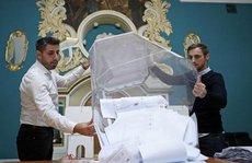 Đảng Nước Nga thống nhất thắng áp đảo trong bầu cử Duma Quốc gia