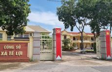 Xin ý kiến Sở Nội vụ sắp xếp công việc cho 4 'quan xã' đánh bạc ở Thanh Hóa