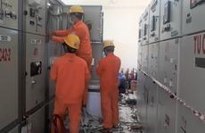 PC Quảng Ngãi: Thí nghiệm bảo trì, bảo dưỡng thiết bị TBA 110kV Mộ Đức