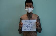 Công an Quảng Nam bắt giữ 3 kẻ cho vay nặng lãi, xăm trổ đầy người