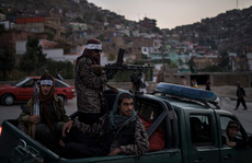 Taliban liên tục bị tấn công ngay tại Afghanistan