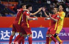 Truyền thông quốc tế ấn tượng màn trình diễn của tuyển futsal Việt Nam