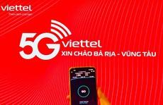 Viettel chính thức khai trương mạng 5G tại tỉnh Bà Rịa - Vũng Tàu