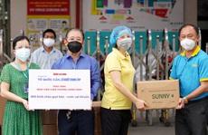 Mang tin vui đến Bệnh viện Chấn thương Chỉnh hình TP HCM