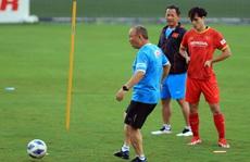 Đội tuyển Việt Nam đón tin vui mới trước hai trận đấu quan trọng