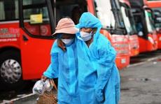 Danh sách 801 người từ Bình Dương được đón về quê Phú Yên