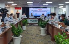 TP HCM: Hơn 51.000 shipper tự xét nghiệm Covid-19