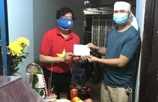 Chương trình 'Mai Vàng nhân ái' viếng cố nghệ sĩ Lâm Hùng