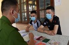 Quảng Nam: Tạm giữ 6 đối tượng cho vay lãi suất 'cắt cổ'