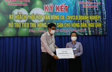 Khánh Hòa phấn đấu mỗi đoàn viên mua 50.000 đồng nông thủy sản cho nông dân