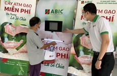 Trách nhiệm xã hội của doanh nghiệp từ cây ATM gạo của Bảo hiểm Agribank