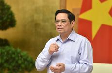 Thủ tướng phê bình nghiêm khắc những nơi có tỉ lệ giải ngân dưới 40%