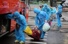 Phú Yên đưa thêm 800 người ở TP HCM có nhu cầu về quê