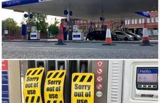 Đằng sau cuộc khủng hoảng nhiên liệu tại Anh
