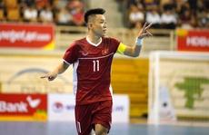Trần Văn Vũ - thủ lĩnh tinh thần tuyển futsal Việt Nam