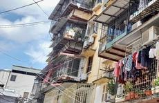 Người dân sống ở chung cư cũ có hy vọng 'đổi đời'