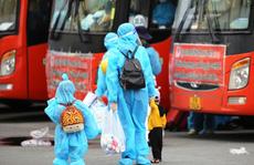 Danh sách 700 người dân Phú Yên được đón về quê từ TP HCM chiều 4-9