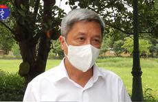 Lần thứ 2 Thứ trưởng Bộ Y tế Nguyễn Trường Sơn viết tâm thư kêu gọi chống dịch