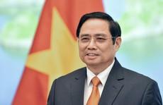 Thủ tướng Phạm Minh Chính dự Hội nghị thượng đỉnh thương mại dịch vụ toàn cầu