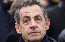 Cựu Tổng thống Pháp Nicolas Sarkozy bị kết án