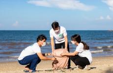 Huda triển khai thu gom rác, làm đẹp biển tại Hà Tĩnh và Quảng Nam
