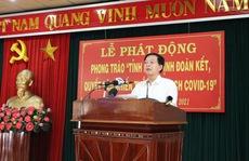 Bí thư Tỉnh ủy Bình Định Hồ Quốc Dũng: Phải công nhận kết quả người dân tự làm xét nghiệm tại nhà