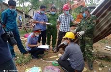 Vụ nổ kinh hoàng, 2 vợ chồng tử vong ở Quảng Nam: Người chồng có biểu hiện tâm thần