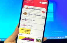 Jackpot vượt 46 tỉ đồng, người chơi xổ số qua Vietlott SMS tăng mạnh