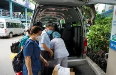 Truy tặng Huân chương Lao Động hạng Ba cho hai cán bộ y tế tại TP HCM